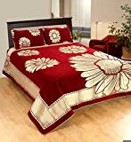 Reliable Trends Chenille Velvet Bedsheet