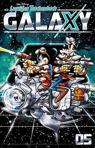 Buchseite und Rezensionen zu 'Lustiges Taschenbuch Galaxy 05' von Disney