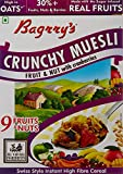 #7: Bagrry's Crunchy Muesli Fruit and Nut with Cranberries, 300g