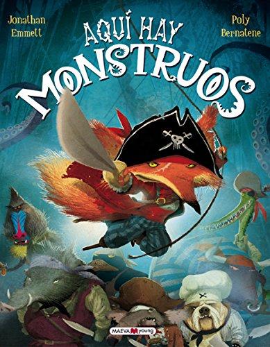 Aquí Hay Monstruos (Maeva Young)