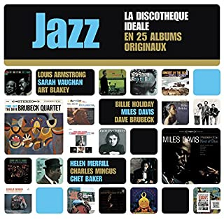 Jazz : La Discothèque Idéale En 25 Albums Originaux (Coffret 25 CD) by Wynton Marsalis (B003IY49S4) | Amazon price tracker / tracking, Amazon price history charts, Amazon price watches, Amazon price drop alerts