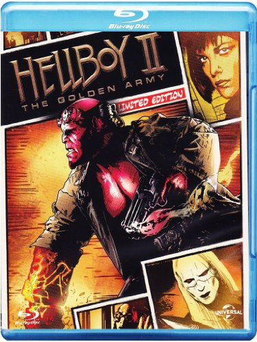 Hellboy - The golden army(limited edition) [(limited edition)] [Import italien]