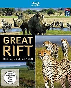 Great Rift - der Grosse Graben [Blu-ray] [Import allemand]