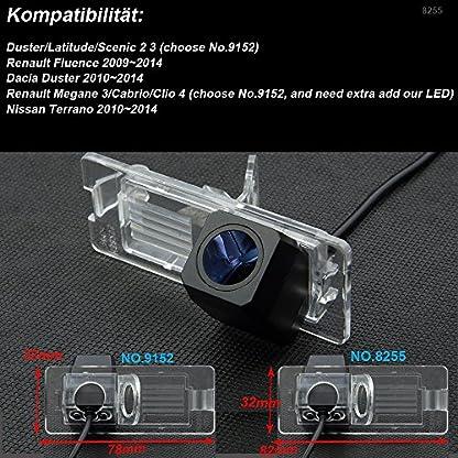 Dynavision-Auto-RDynavision-Auto-Rckfahrkamera-Farbkamera-Einparkkamera-Nachtsicht-und-fr-Rckfahrsystem-Einparkhilfe-WasserdichtStofest-fr-Fluence-Duster-Latitude-Scenic23-Megane-Cabrio-clio4