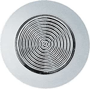 Alessi Sitges Glass Coaster in 18/10 Stainless Steel Mirror Polished, Set of 6