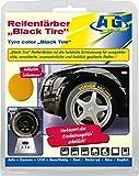 ATG Black Tire Reifenfärber - colore Tyre - gomma Colore, Nero