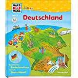 WAS IST WAS Junior Band 31. Deutschland: Wie hoch ist der höchste Berg? Wo steht das Schloss des Märchenkönigs? (WAS IST WAS junior - Sachbuchreihe, Band 31)