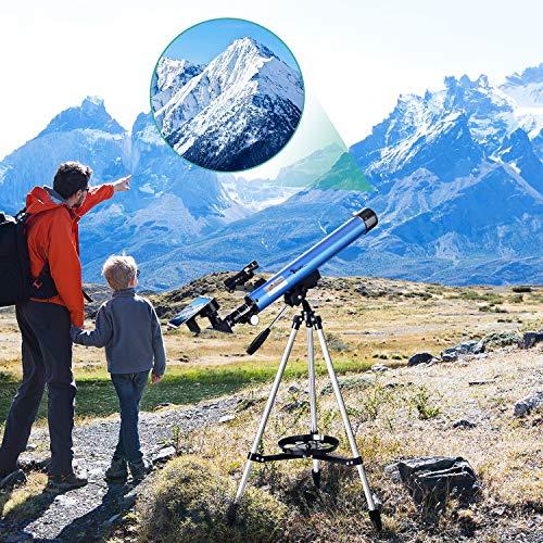 Mejor telescopio para niños