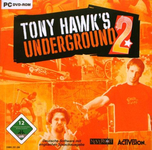 Tony Hawk's Underground 2 [Software Pyramide] Hawk Pc