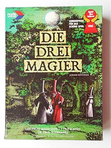 DIE DREI MAGIER (Spiel des Jahres 1985 (Sonderpreis für das schöne Spiel))