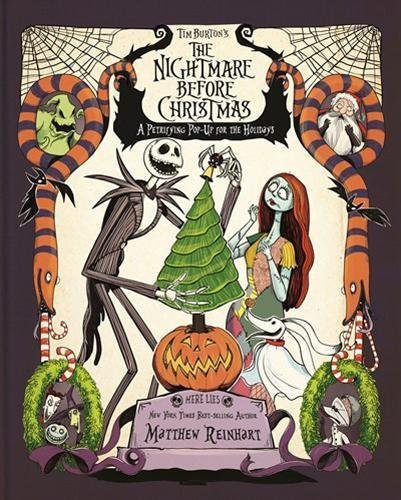 (Tim Burton's The Nightmare Before Christmas Pop-Up: A Petrifying Pop-Up for the Holidays)