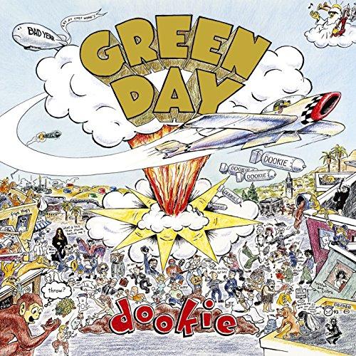 Dookie [Vinyl LP] Green Music Box