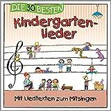 Die 30 besten Kindergartenlieder - Mit Liedtexten zum Mitsingen - Simone Sommerland