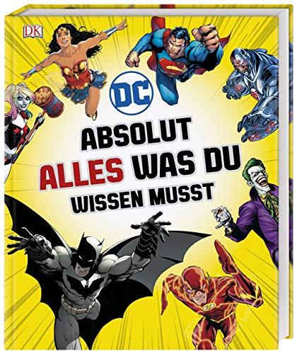 (DC Comics Absolut alles was du wissen musst)