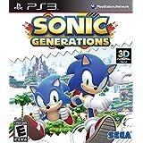 SEGA Sonic Generations, PS3 - Juego (PS3)