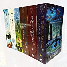 Lucinda Riley Collection 6 Books Bundles (The Seven Sisters,The Shadow Sister,The Storm Sister,The Midnight Rose,The Angel Tree,The Italian Girl)