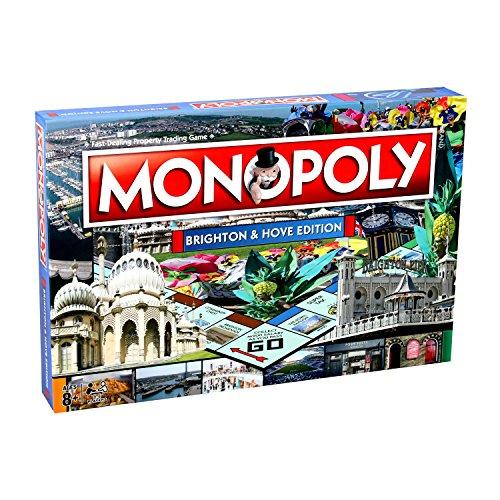 Winning Moves Brighton Monopoly Spiel