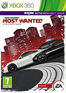 Need for Speed : Most Wanted (B0088O0J8S) | Amazon price tracker / tracking, Amazon price history charts, Amazon price watches, Amazon price drop alerts