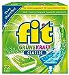 Fit Grüne Kraft Classic Geschirrspültab Test