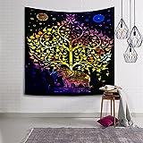 , Gobelin Dekorativen Bohemian Style Wandbild Teppich tapesty, 150x 130