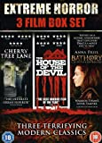 Extreme Horror - 3 Disc Boxset (Cherry Tree Lane, House of the Devil, Bathory: Countess of Blood) [DVD]