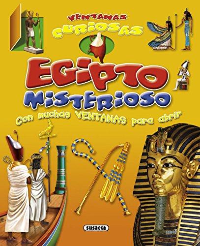 Egipto misterioso (Ventanas curiosas) por Equipo Susaeta