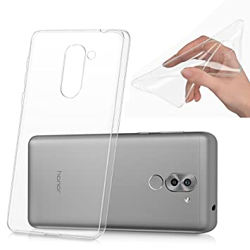 coque silicone huawei honor 6x