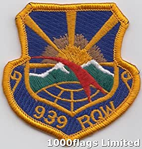 939th Betankung nachdosieren Air Wing-Aufnäher sehr begrenzte ******