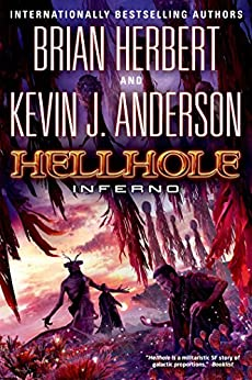 Hellhole Inferno par [Herbert, Brian, Anderson, Kevin J.]