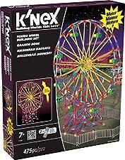 K'Nex - Set de construcción, noria (41115)