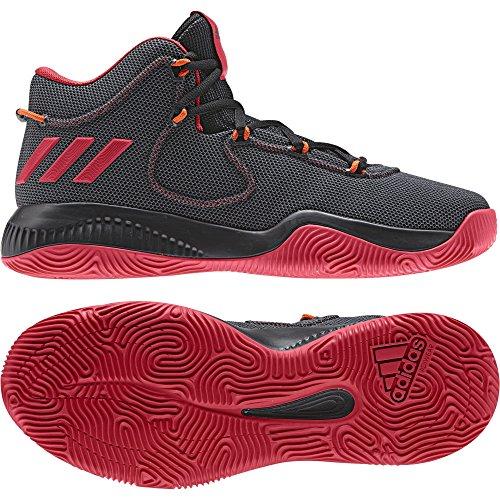adidas Crazy Explosive TD, Chaussures de Basketball Homme