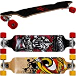 Longboard - Drop Down - Abec 9 Origin...