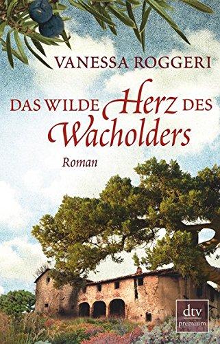 Vanessa Roggeri: »Das wilde Herz des Wacholders« auf Bücher Rezensionen