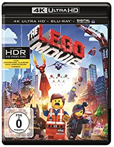 The Lego Movie (4K Ultra HD + 2D-Blu-ray) (2-Disc Version) [Blu-ray]
