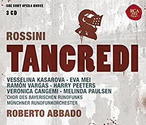 Rossini-Tancredi (Sony Opera House) [3 CD]