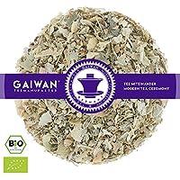 """N° 1399: Thé aux herbes bio""""Fleur de tilleul"""" - feuilles de thé issu de l'agriculture biologique - 1 kg - GAIWAN GERMANY - phillyrea angustifolia de Bosnie"""