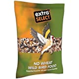 Extra Select No Wheat Wild Bird Food, 3 kg