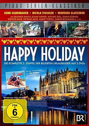 Happy Holiday, Staffel 2 / Weitere 13 Folgen der beliebten Urlaubsserie (Pidax Serien-Klas Preisvergleich