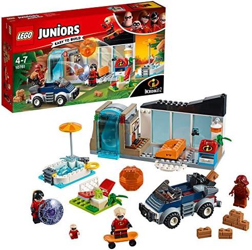 LEGO Juniors Les Indestructibles 2 grande - La grande 2 évasion – 10761 - Jeu de Construction f6e47c