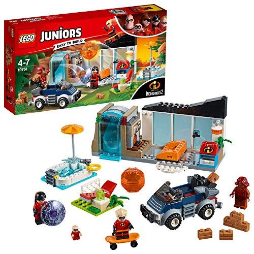 LEGO Juniors 10761 Die große Flucht Bewertung und Vergleich