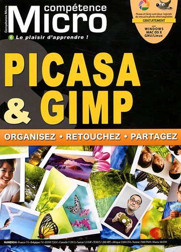 Picasa et Gimp