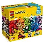 LEGO-Classic-Mattoncini-su-Ruote-10715
