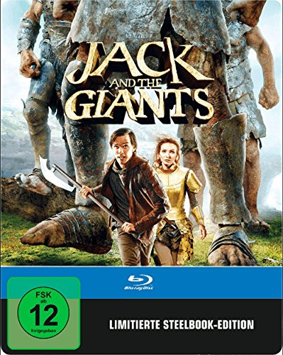 Bild von Jack and the Giants (Steelbook) [Limited Edition]