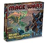 Arcane Wonders ARWWX2DN - Mage Wars Druid Vs Necromancer Expansion