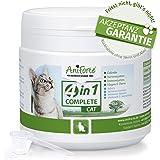 AniForte Das Original 4in1 Complete Cat 60g, Rundumversorgung für Katzen, Reich an Antioxidantien, Vitaminen und Mineralien - Optimiert Gelenke, Bewegung, Immunsystem & Magen-Darm