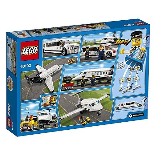 LEGO 60102 City Airport VIP Service Construction Set – Multi-Coloured