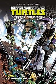 Les Tortues ninja - TMNT, tome 1 : La Guerre de Krang par Tom Waltz