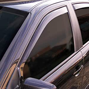 Climair Sun Visor P0062 For Suzuki Jimny Gj 3 Door 2018 Dark Auto
