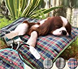 Size L Pet Electric Waterproof Heat Heated Heating Pad Mat Blanket Bed Dog Cat