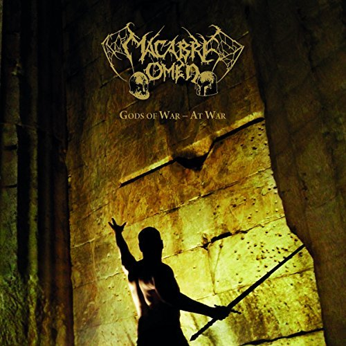 Gods Of War - At War By Macabre Omen (2015-04-20)